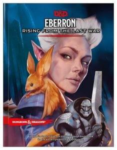 WotC выпустит руководство по Эберрону для Dungeons & Dragons 5e 1