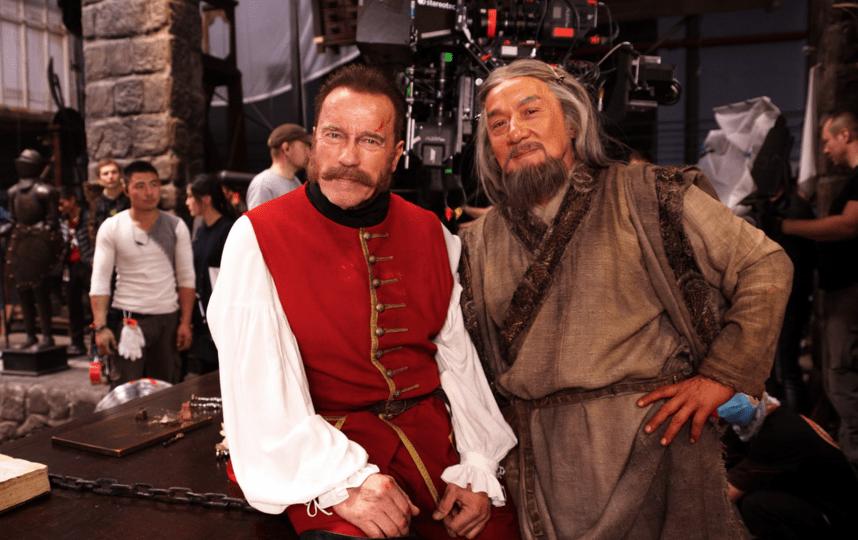 Инвесторы фильма «Вий 3D» подали иск к китайской компании, Джеки Чану и Арнольду Шварценеггеру