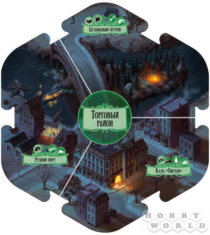 Hobby World анонсировали выход третьей редакции «Ужаса Аркхэма» на русском языке 8