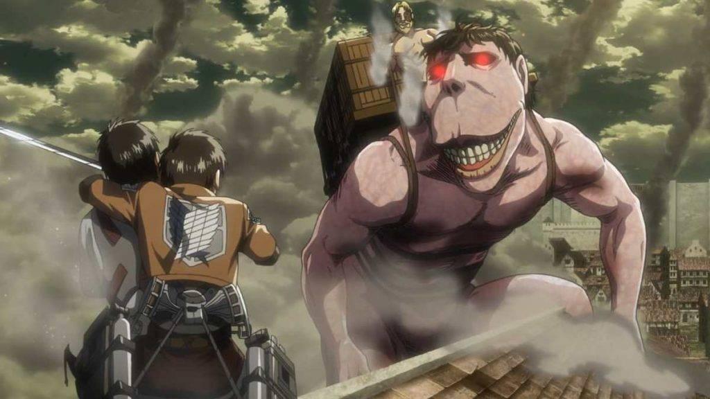 «Атака на титанов», 3 сезон: кульминация по всем фронтам! 3