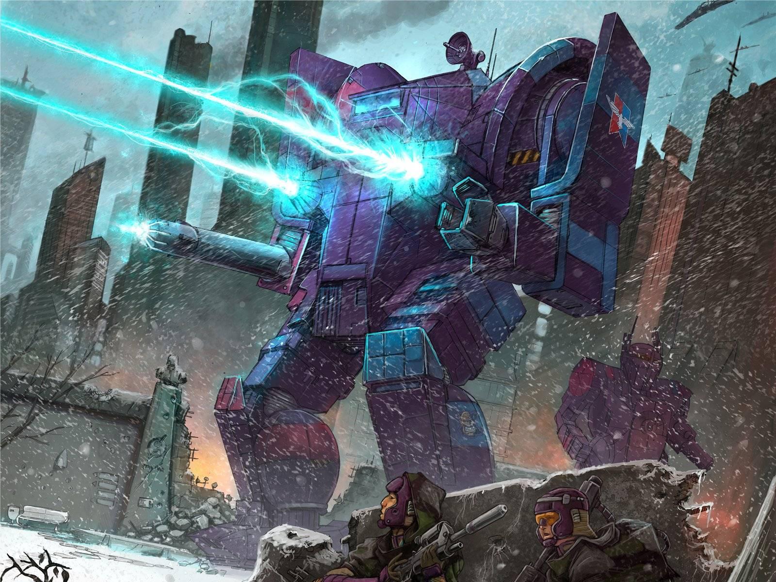 На CrowdRepublic стартовал предзаказ книг по вселенной BattleTech