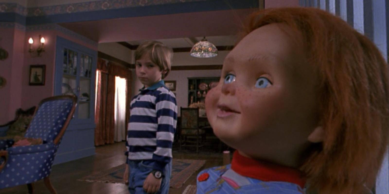Марафон фильмов про куклу Чаки: «Детские игры 2»