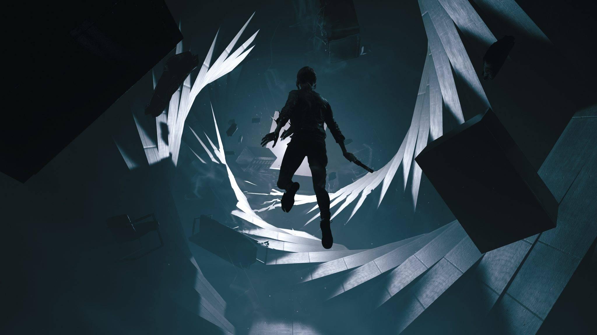 Действие Control и Alan Wake разворачивается в одной вселенной