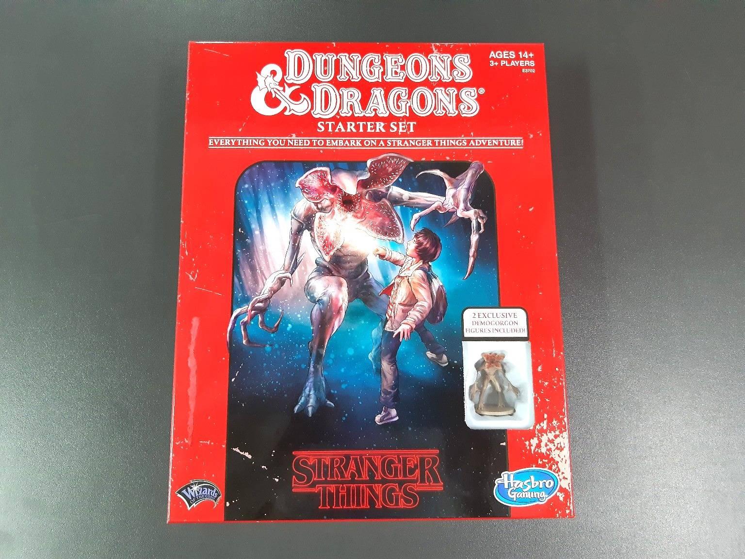 Игра в игре: каким вышел стартовый набор D&D по Stranger Things