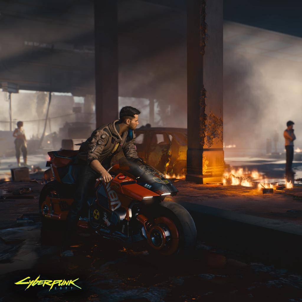 CD Projekt Red показала новые скриншоты из Cyberpunk 2077 2