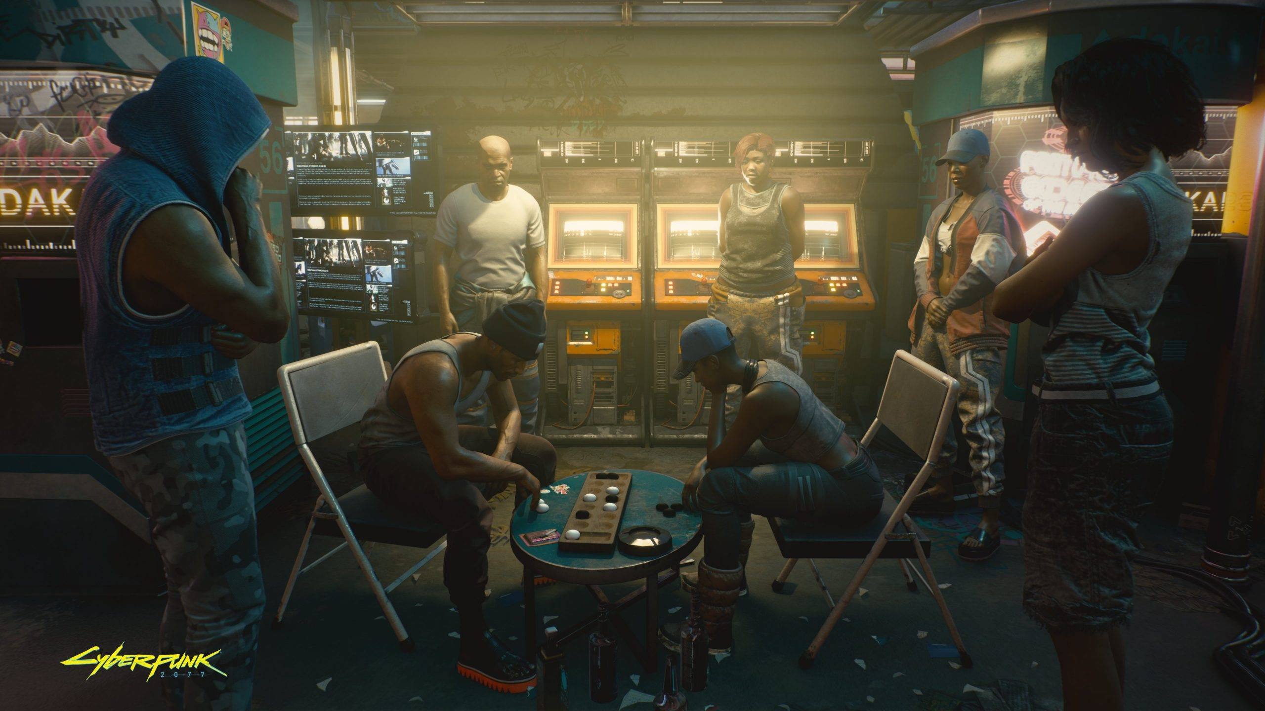 CD Projekt Red показала новые скриншоты из Cyberpunk 2077