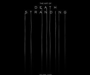 Издательство Titan Books в ноябре выпустит артбук по Death Stranding