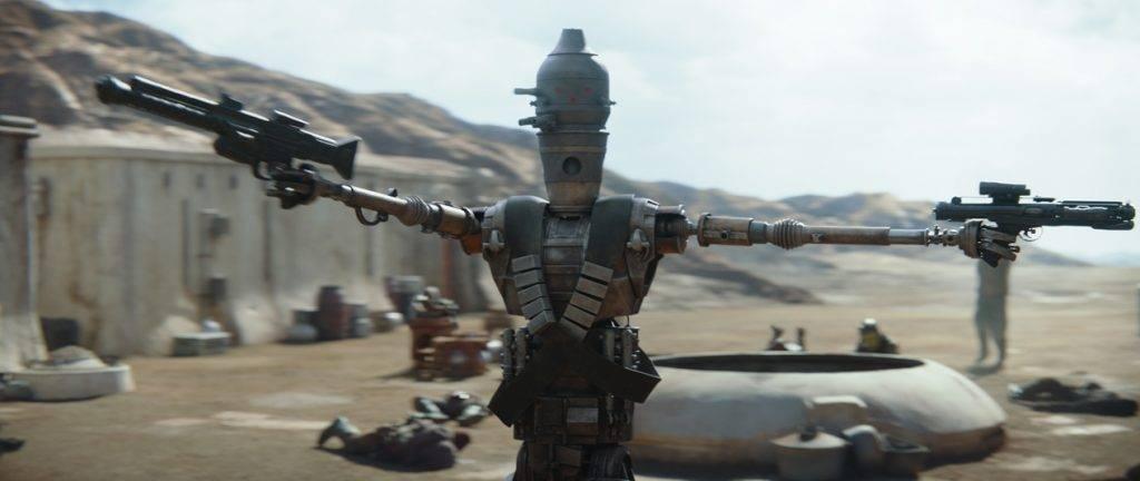 Презентация Star Wars: «Мандалорец», «Оби-Ван» и Рей на тёмной стороне 1