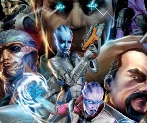 Что почитать из комиксов: манга Neon Genesis Evangelion и Mass Effect