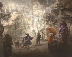 Кровь и хаос: обзор Warhammer Fantasy Roleplay 4ed 8