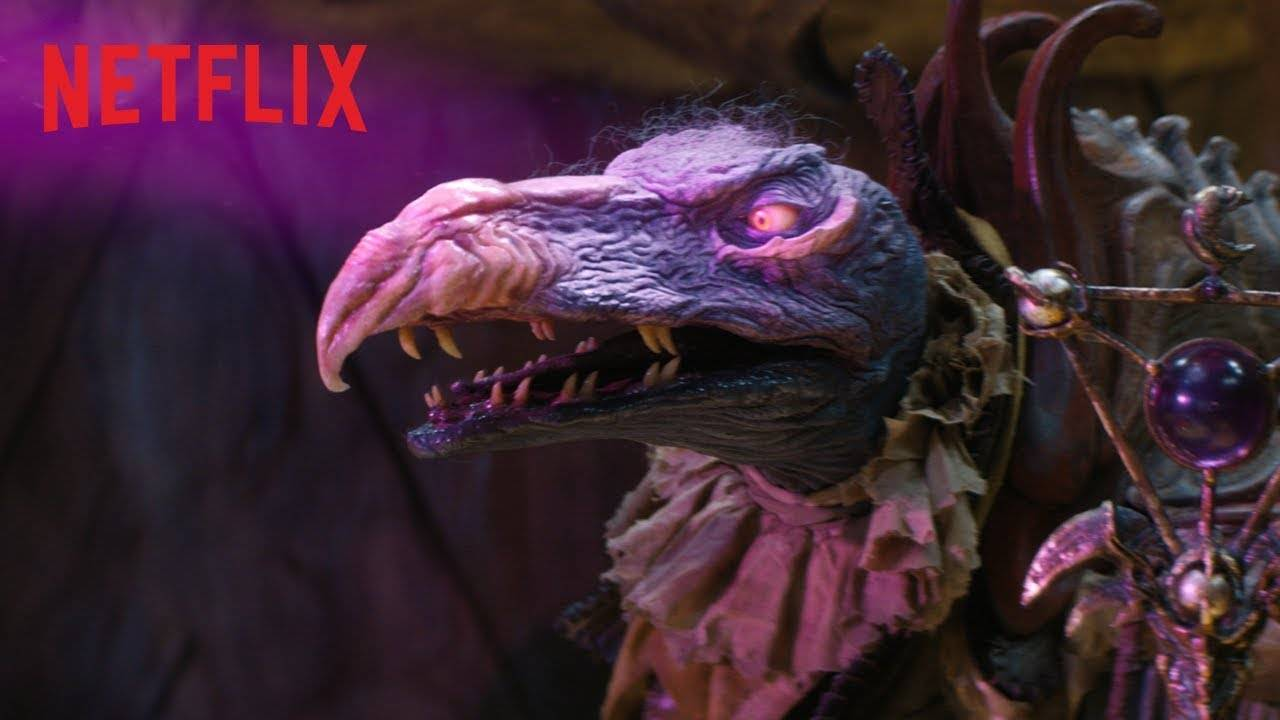 Война начинается: полный трейлер сериала-приквела «Тёмного кристалла»