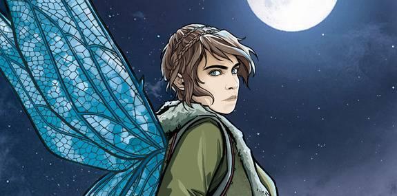 Amazon и Legendary Comics выпустили комиксы-приквелы к «Карнивал Роу»