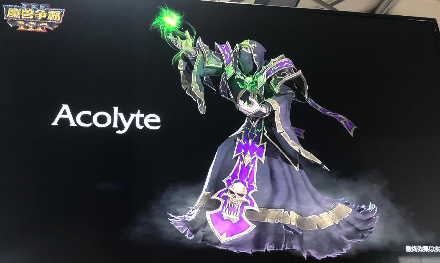 Blizzard показала кадры с моделями персонажей из грядущего ремейка Warcraft III 5