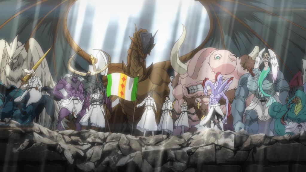 Фантастическое аниме этого лета: что стоит смотреть? 3