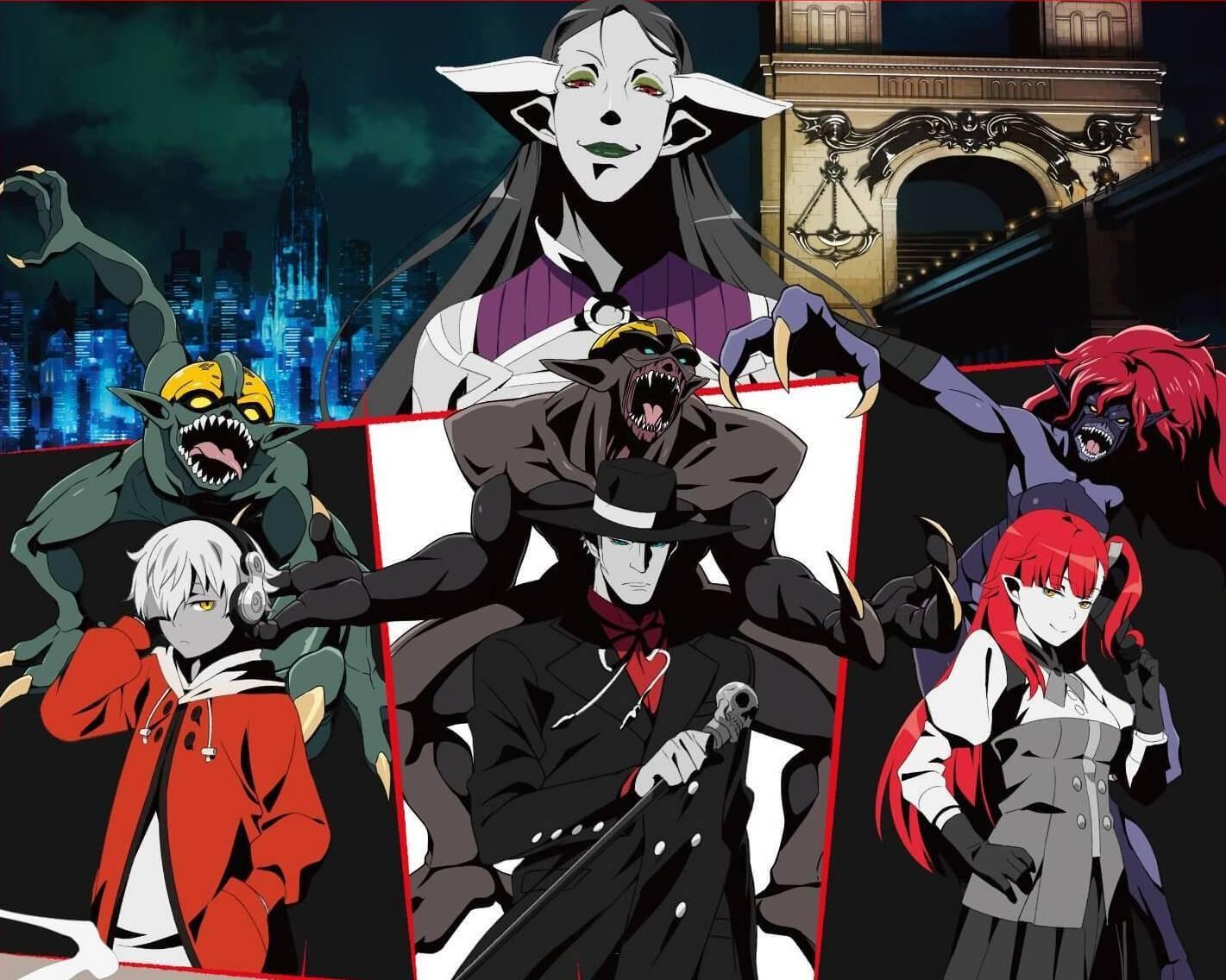 Фантастическое аниме этого лета: что стоит смотреть? 15