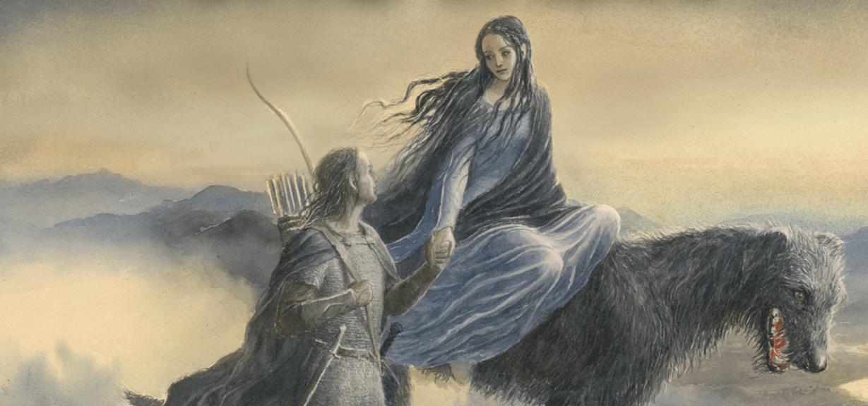 Что почитать:  «Берен и Лутиэн» с иллюстрациями Алана Ли и