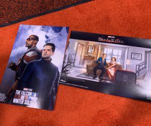«Чёрная вдова», «Ванда/Вижен», «Сокол и Зимний солдат»: промо к следующим проектам Marvel Studios