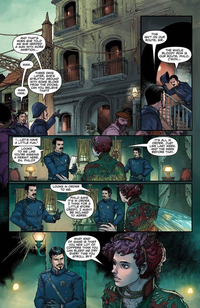 Amazon и Legendary Comics выпустили комиксы-приквелы к «Карнивал Роу» 2