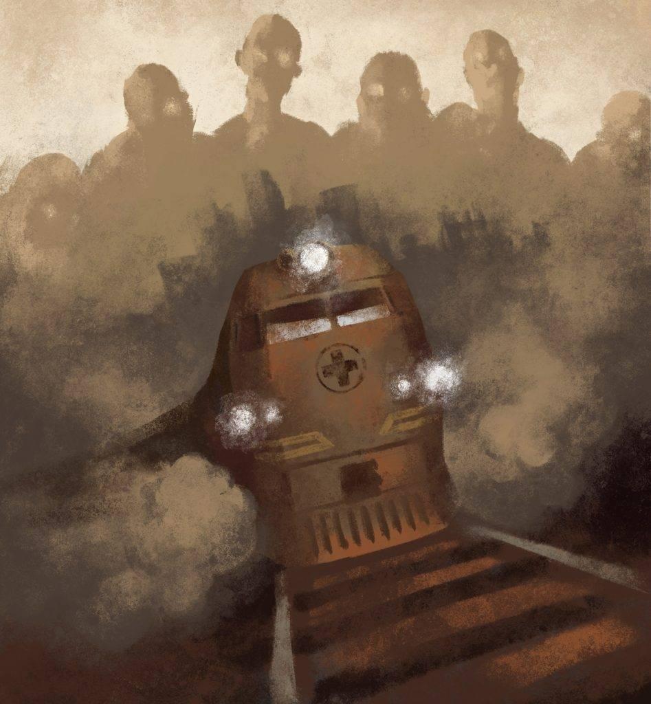 Дмитрий Глуховский «Пост»: аудиосериал о войне Москвы с Россией