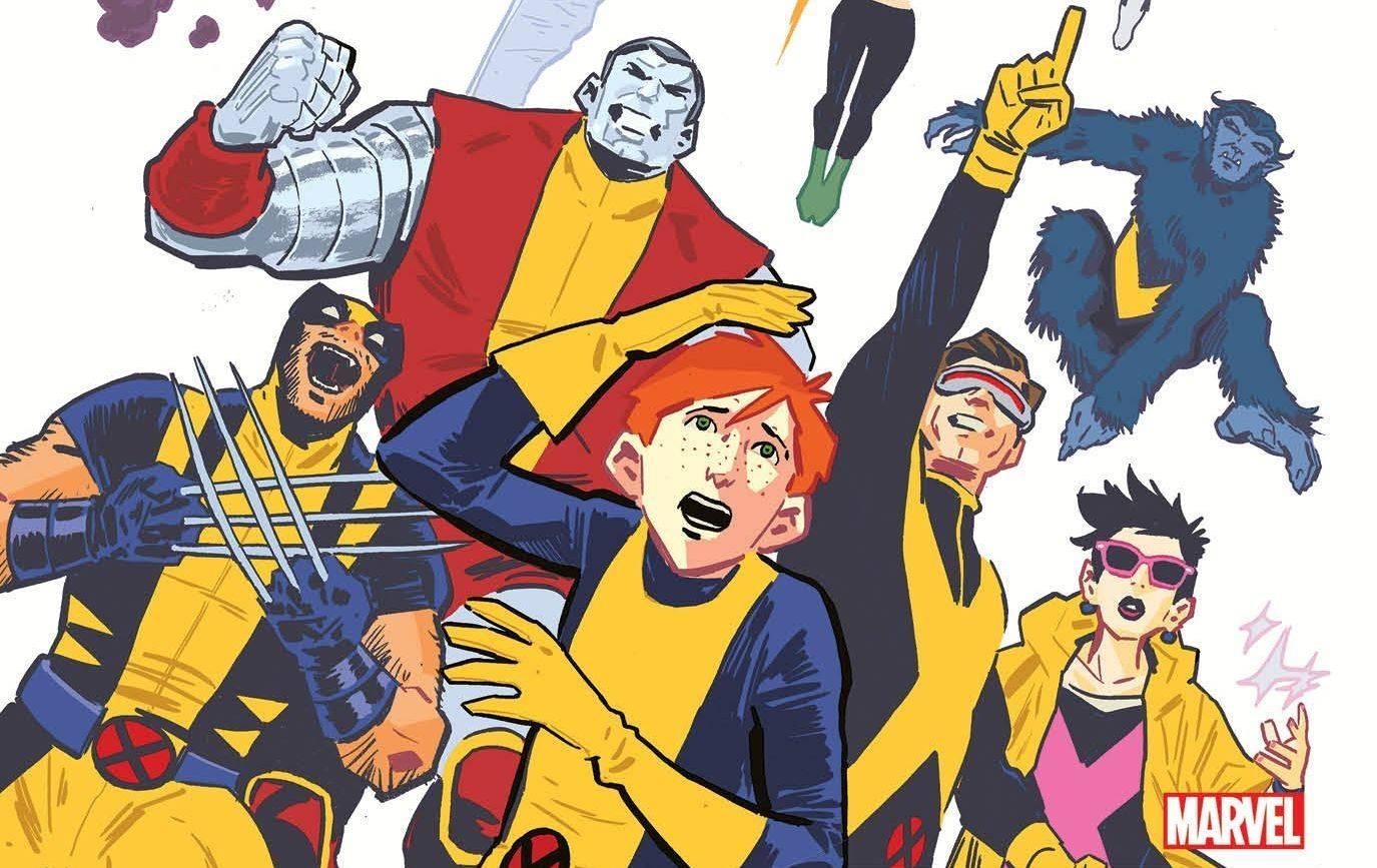 Люди Икс. Худший из Людей Икс: комикс про самого бесполезного героя 4