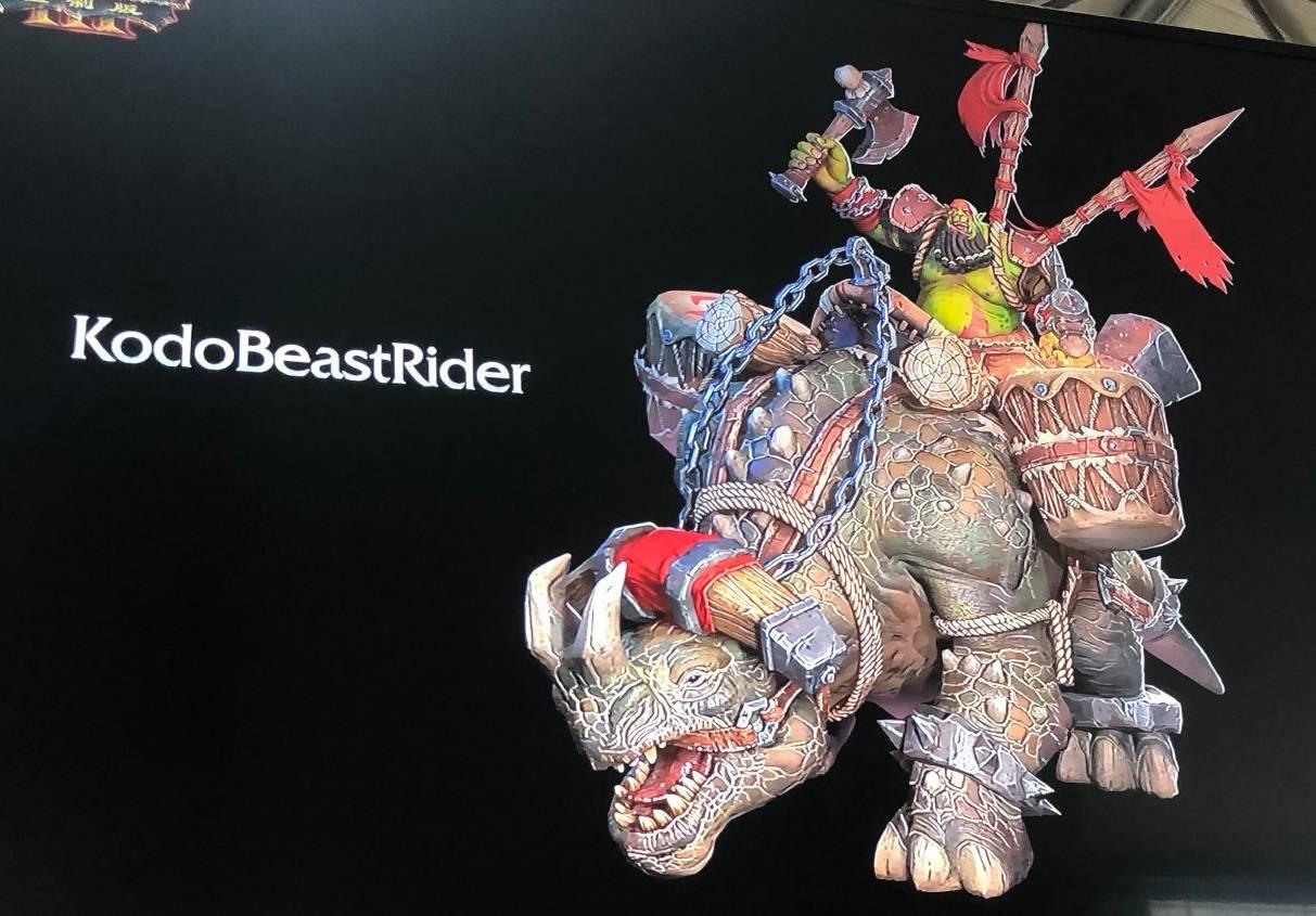 Blizzard показала кадры с моделями персонажей из грядущего ремейка Warcraft III 7