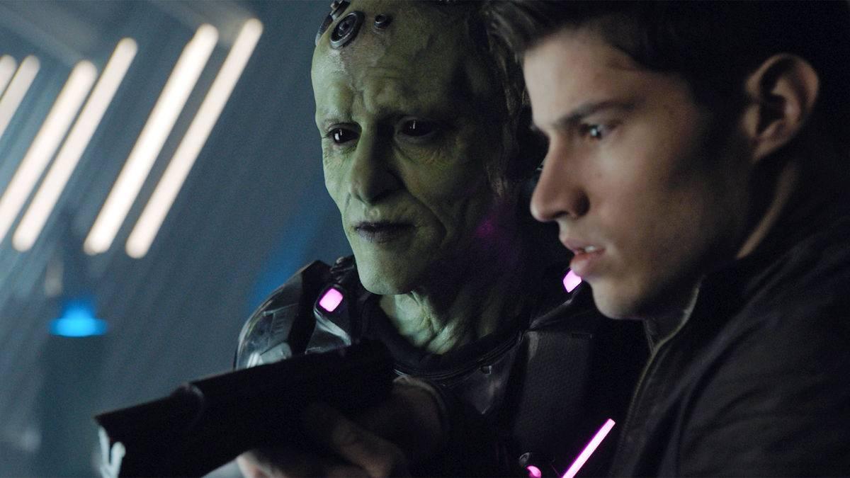 Syfy закрыл сериал «Криптон» после второго сезона — вместе с потенциальным спин-оффом про Лобо