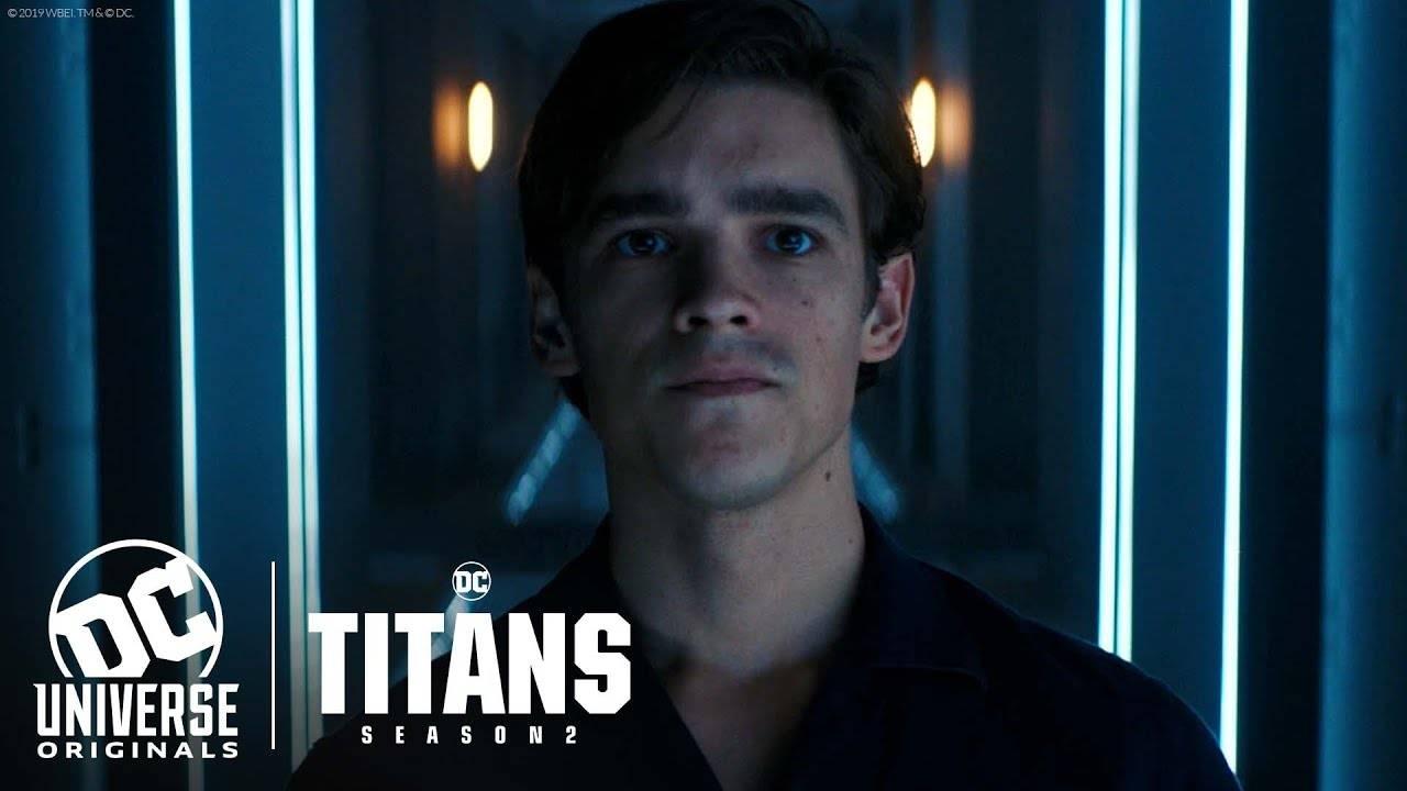 Трейлер второго сезона «Титанов»: Бэтмен и Дефстроук в деле