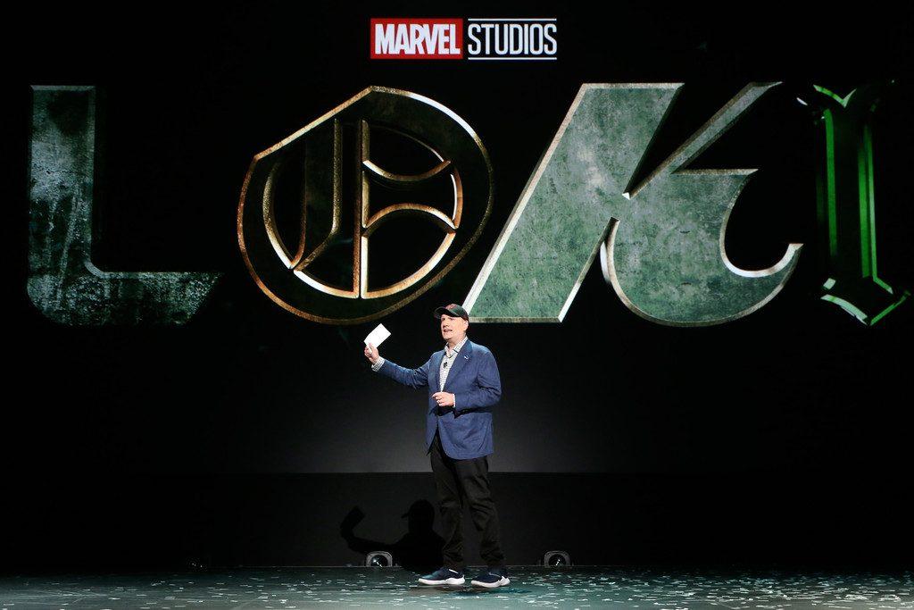 Презентация Marvel: «Локи», «Чёрная вдова» и другие фильмы и сериалы 3