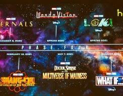 Будущие фильмы Marvel: всё, что мы знаем о 4 фазе 10