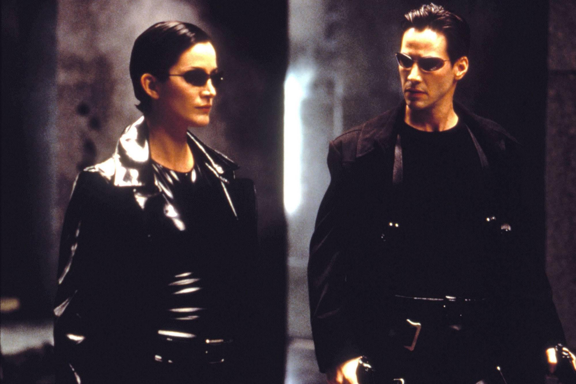 Официально: WB работает над четвёртой «Матрицей» — Киану Ривз и Кэрри-Энн Мосс в деле