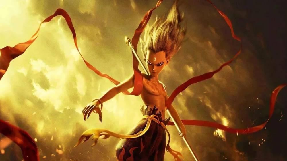 Китайский фэнтези-мультфильм «Нэчжа» побил рекорд среди анимационных проектов в домашнем прокате