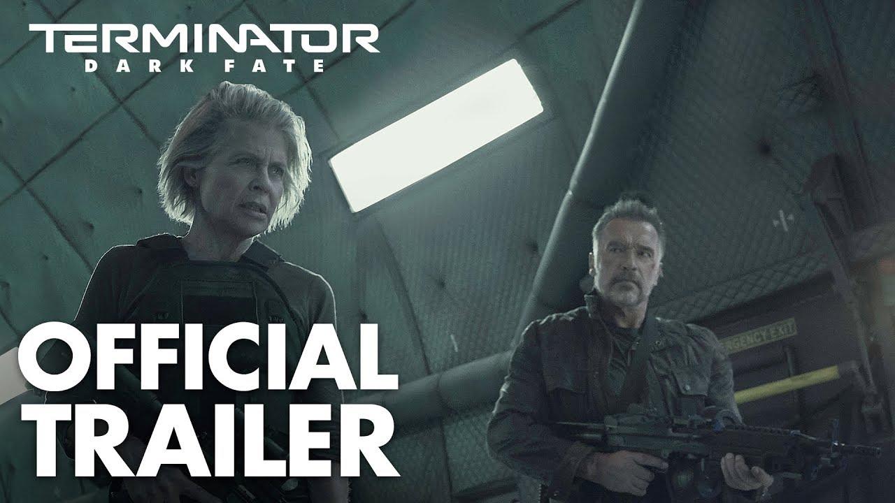 Второй трейлер «Терминатора: Тёмные судьбы» —куда лучшего первого 1