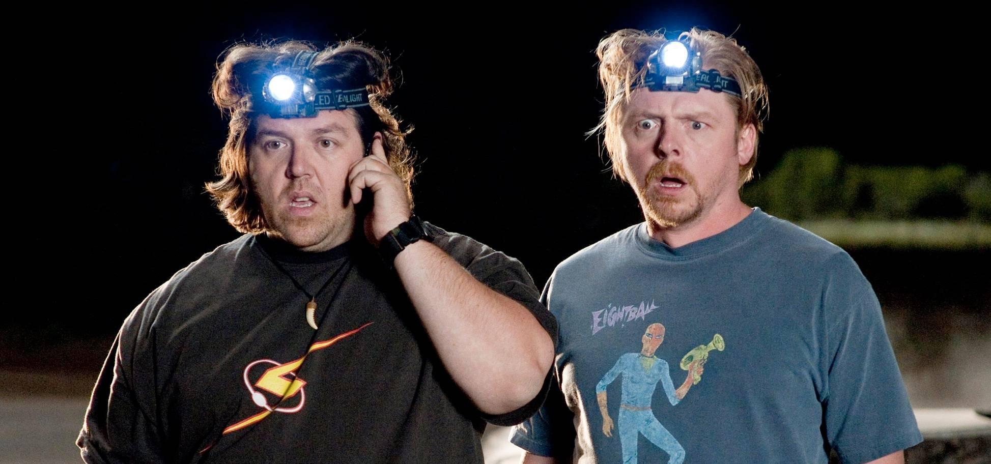 Amazon приобрёл права на комедийный сериал Саймона Пегга и Ника Фроста про охотников за паранормальным