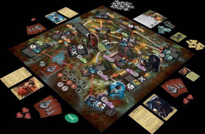 FFG представила Final Hour —ещё одну кооперативную настолку в серии Arkham Files 1