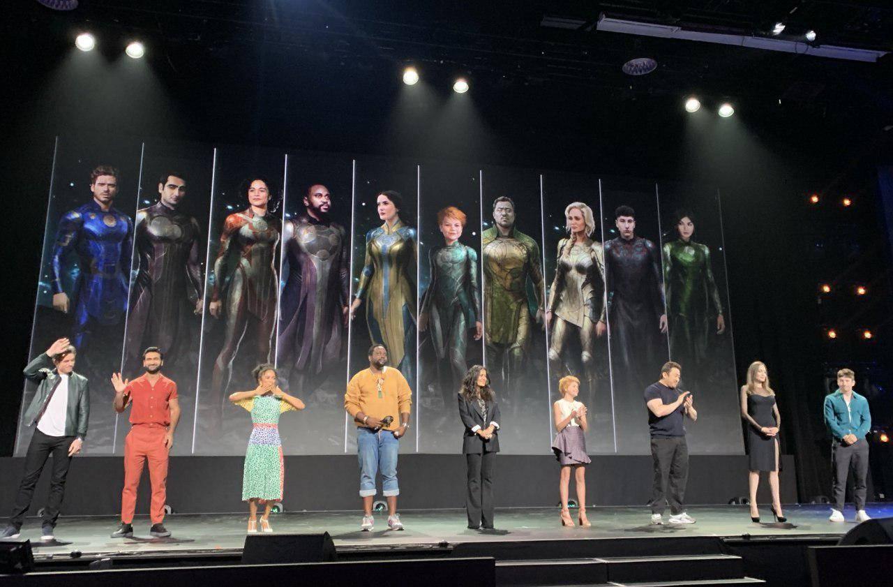 «Чёрная вдова», «Ванда/Вижен», «Сокол и Зимний солдат»: промо к следующим проектам Marvel Studios 9