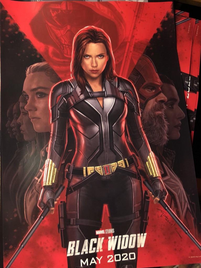 «Чёрная вдова», «Ванда/Вижен», «Сокол и Зимний солдат»: промо к следующим проектам Marvel Studios 1