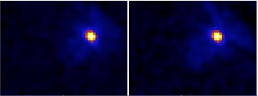 Фото: первые изображения с обсерватории «Спектр-РГ»