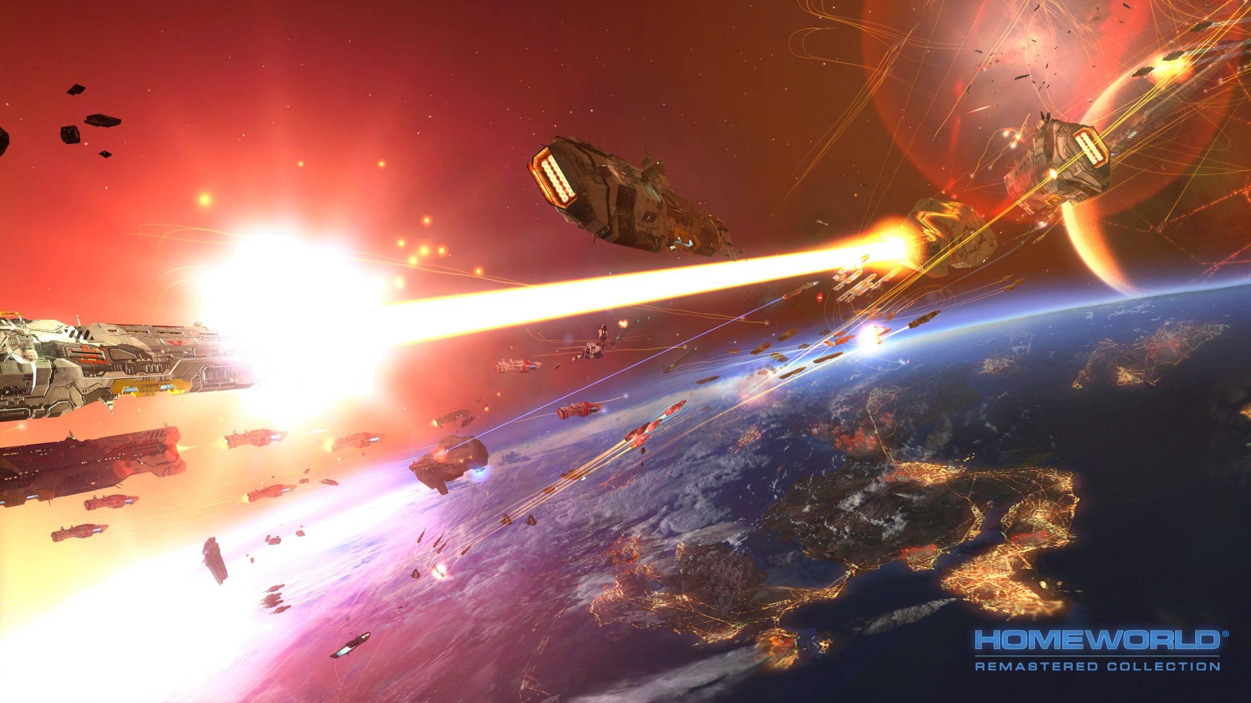 Издатель Gearbox анонсировал третью часть Homeworld — с датой релиза в 2022-м