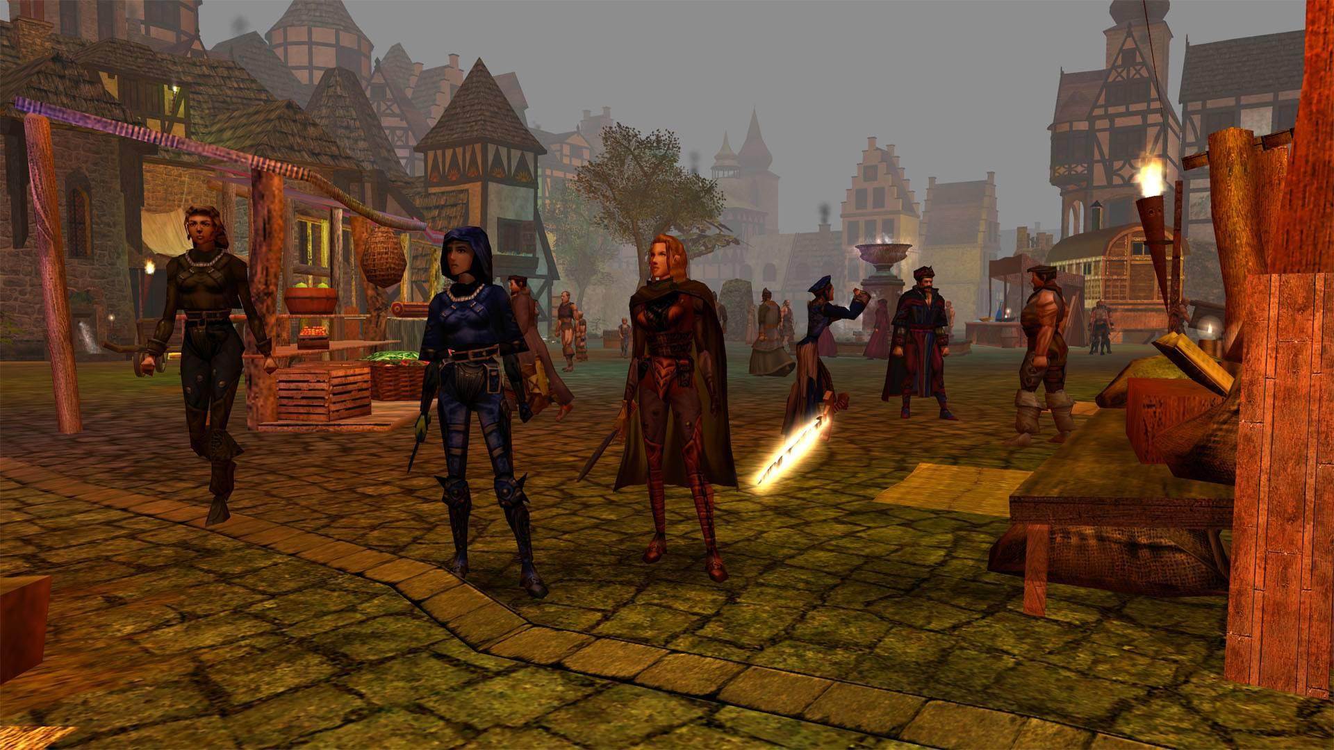 Для Neverwinter Nights вышло DLC Tyrants of the Moonsea — его планировали выпустить 13 лет назад