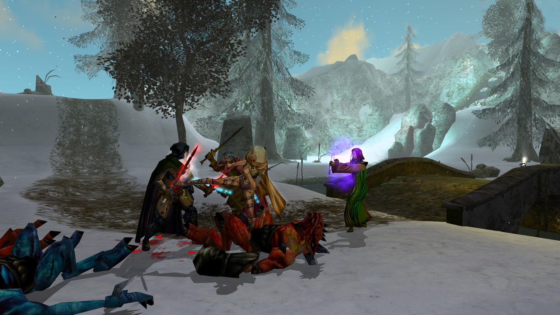 Для Neverwinter Nights вышло DLC Tyrants of the Moonsea — его планировали выпустить 13 лет назад 1