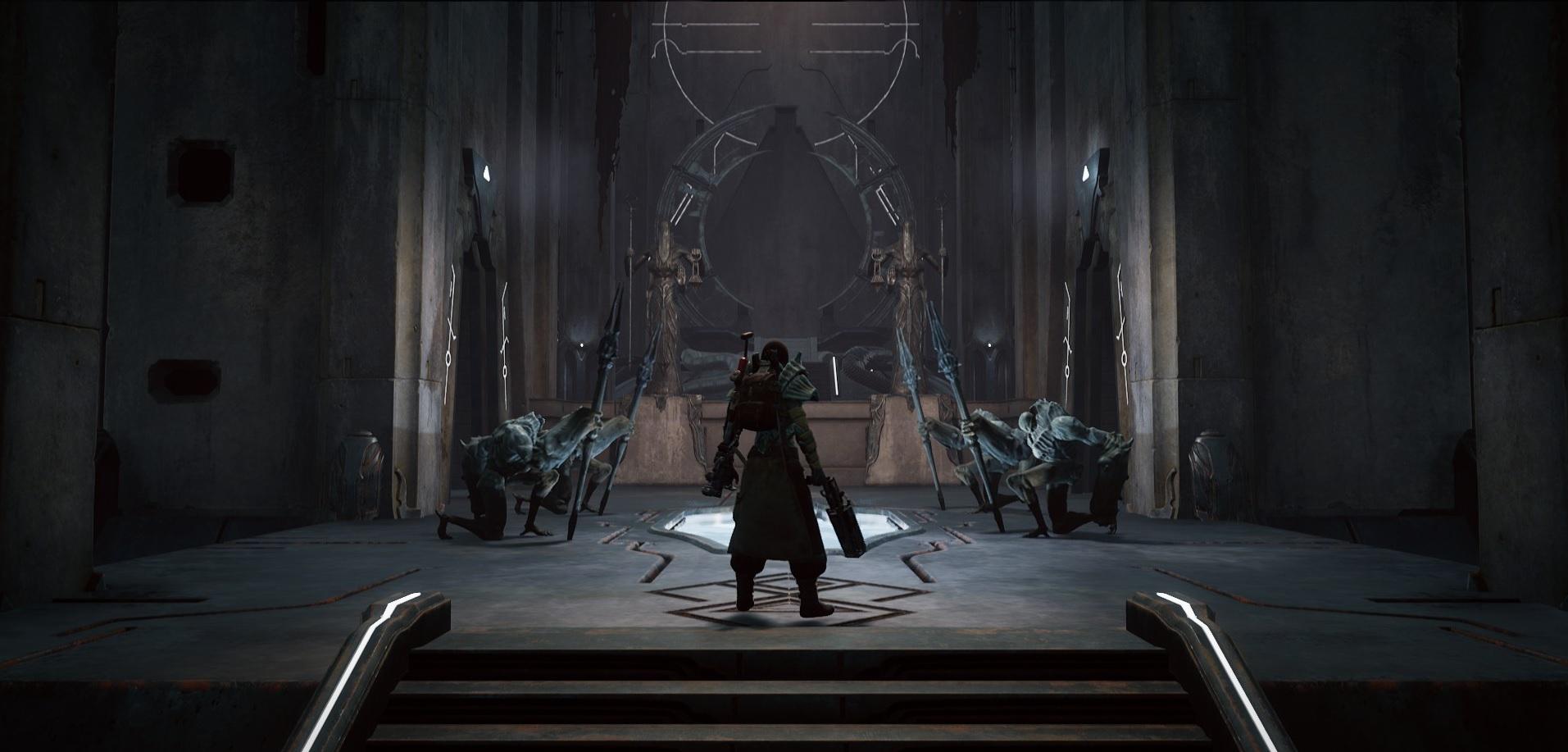 Обзор Remnant: From the Ashes. Кооперативный Dark Souls 4
