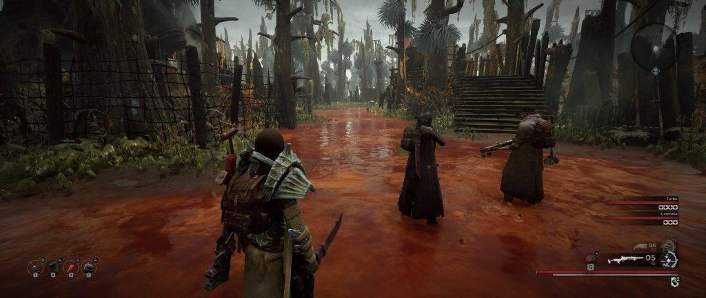 Обзор Remnant: From the Ashes. Кооперативный Dark Souls 7