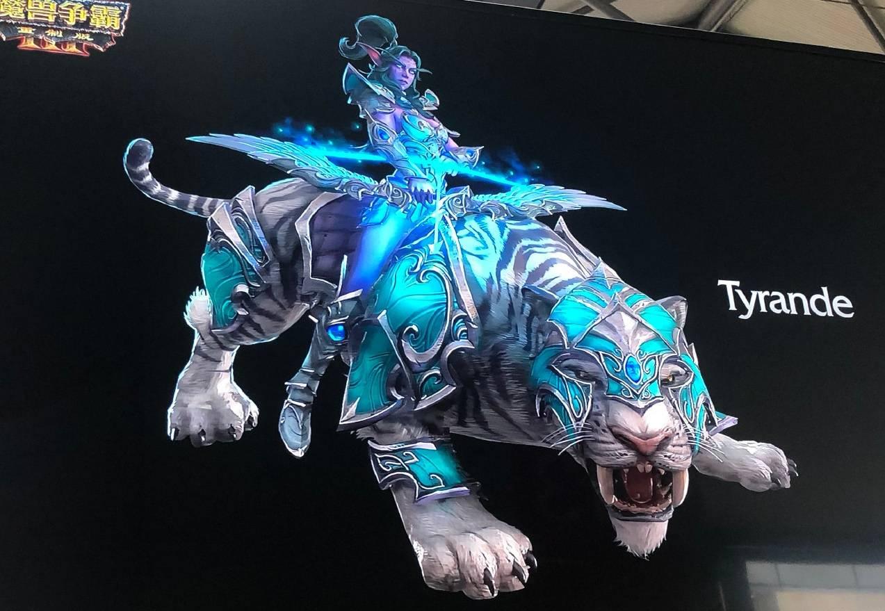Blizzard показала кадры с моделями персонажей из грядущего ремейка Warcraft III 3