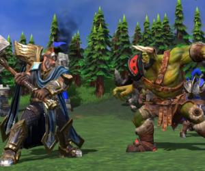 Blizzard показала кадры с моделями персонажей из грядущего ремейка Warcraft III