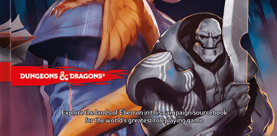 WotC выпустит руководство по Эберрону для Dungeons & Dragons 5e