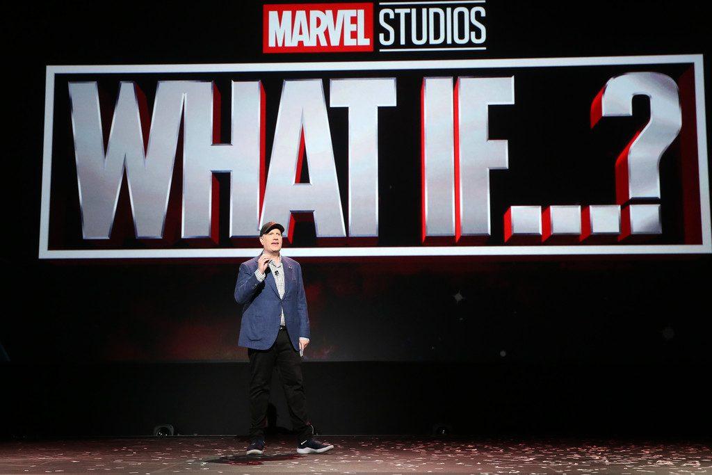 Презентация Marvel: «Локи», «Чёрная вдова» и другие фильмы и сериалы 2