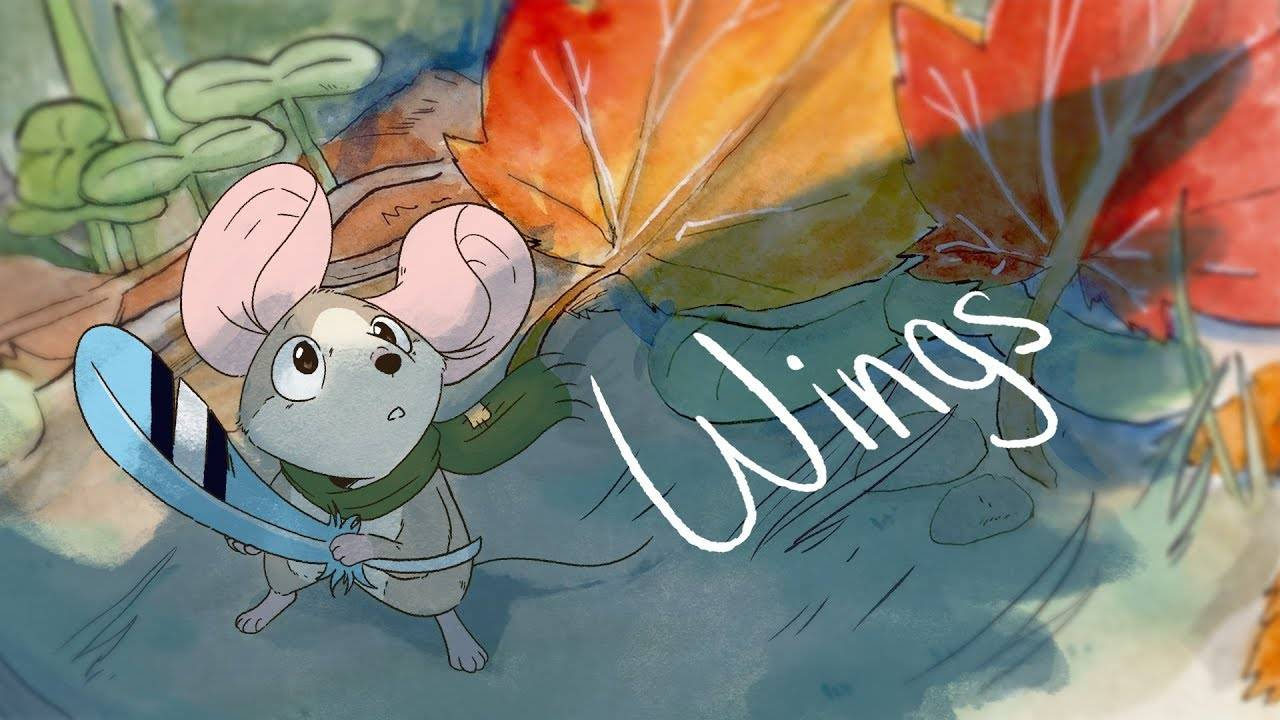 Короткометражка: Wings. Добрая история дружбы