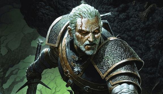 Hobby World объявили о выходе на русском языке ролевой игры по «Ведьмаку»