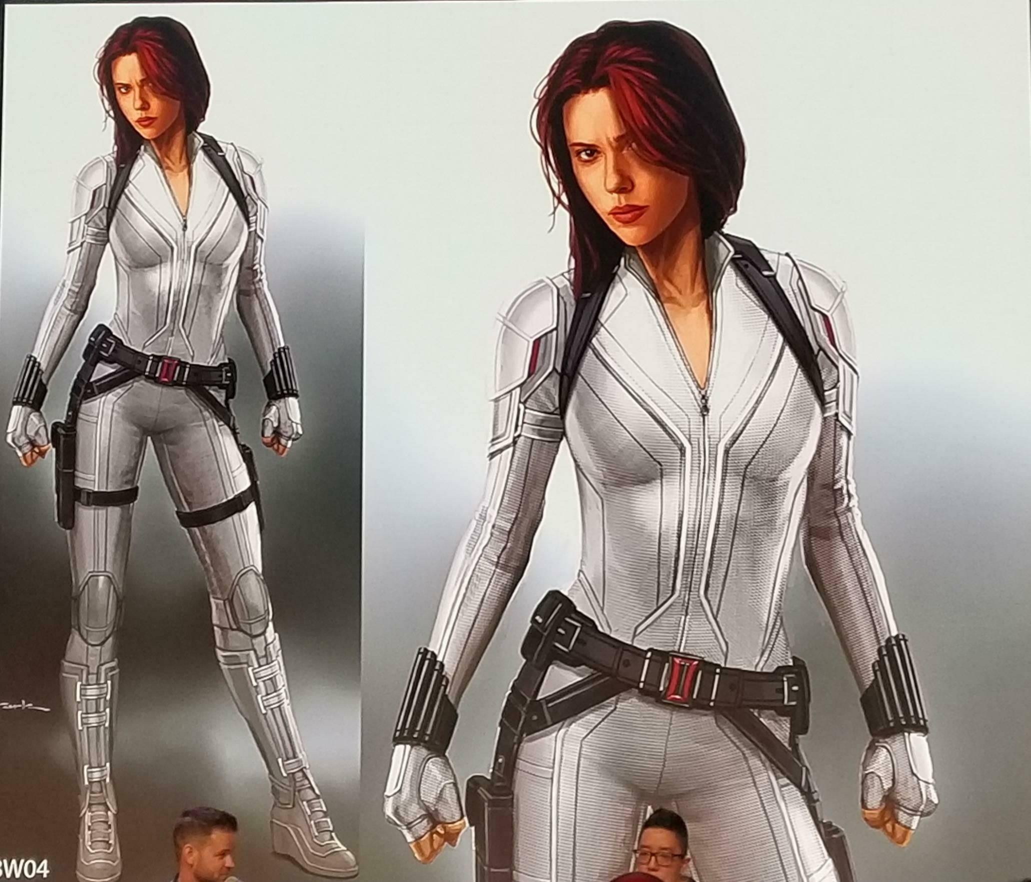 «Чёрная вдова», «Ванда/Вижен», «Сокол и Зимний солдат»: промо к следующим проектам Marvel Studios 2