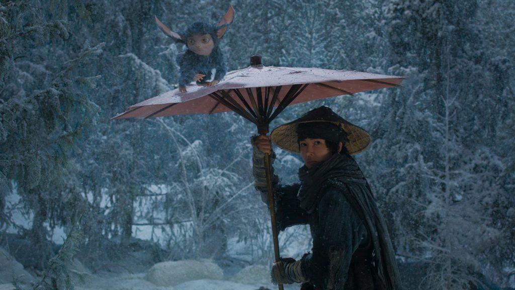 «Тайна печати дракона»: Арнольд Шварценеггер избивает Джеки Чана!
